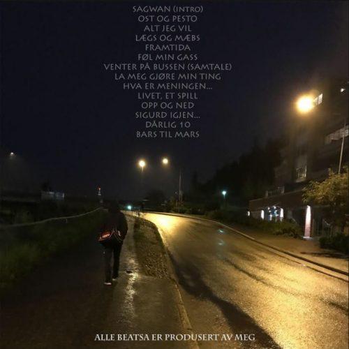 SAGWAN tracklist